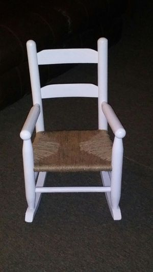 Vintage Childrens Rocking Chair for Sale in Haskell, OK
