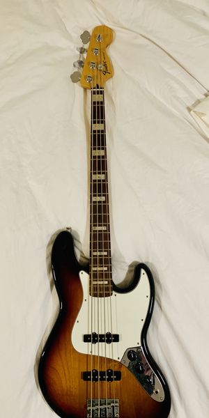 Fender jazz bass for Sale in Everett, WA