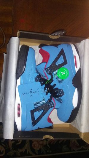 Travis Scott jordan 4s for Sale in Lexington, KY
