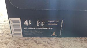 Jordan 1 Un-Supreme 4.5y for Sale in Seattle, WA