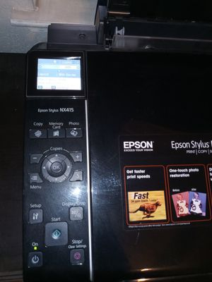 EPSON NX-415 PRINTER for Sale in Fresno, CA
