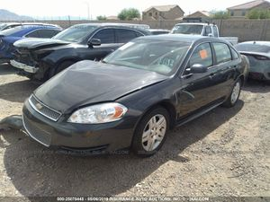 2016 Chevy impala for parts for Sale in Phoenix, AZ