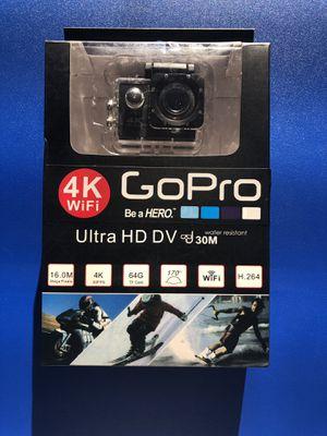 Go Pro Hero Black 4K for Sale in Atlanta, GA