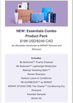 Monat Packages for Sale in Tampa, FL