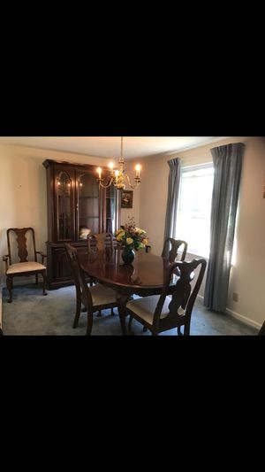 Complete Dining Room Set - Broyhill for Sale in Tonawanda, NY