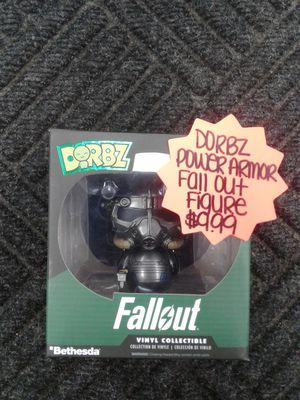 Dorbz Funko Power Armor Figure for Sale in Humble, TX