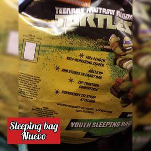Ninja turtle sleeping bag new for Sale in Chula Vista, CA