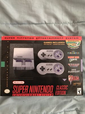 Super Nintendo Mini NES for Sale in San Francisco, CA