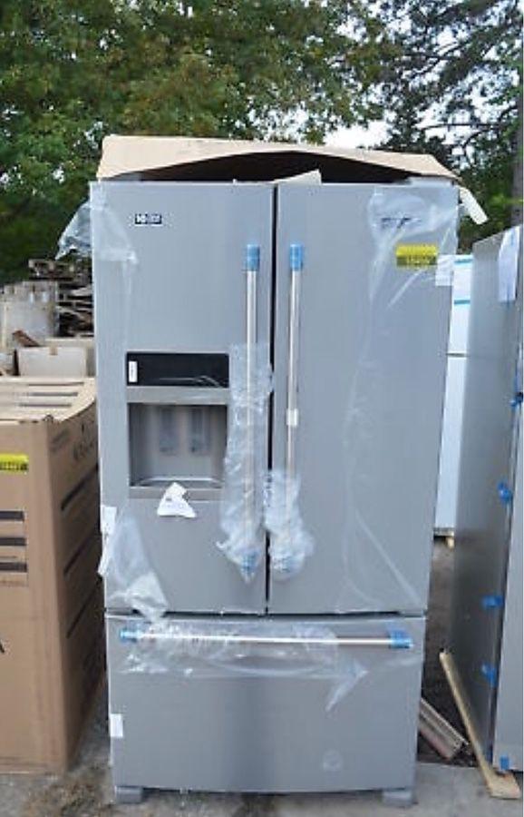 Mower, Refrigerator , Oven