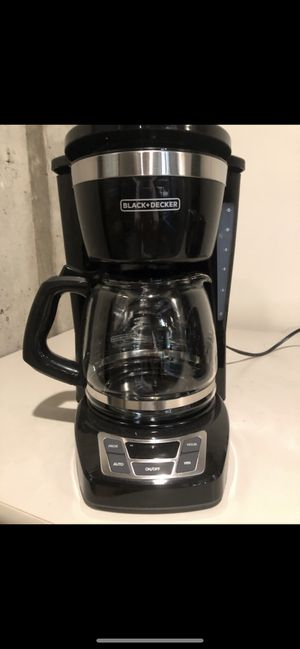 Black & Decker coffee pot. Never used for Sale in Lexington, KY