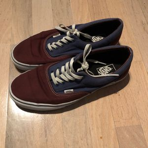 Vans Era Authentic shoes size 12 for Sale in Carlsbad, CA