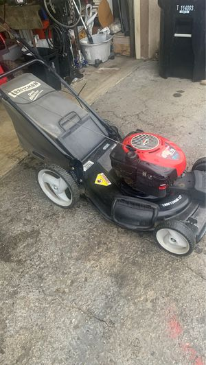 22 inch self-propelled mower runs excellent for Sale in Rialto, CA