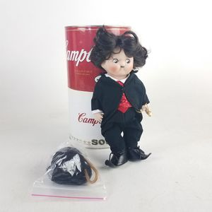1995 Campbell Kids Charlie Chaplin Doll (1022517) for Sale in South San Francisco, CA