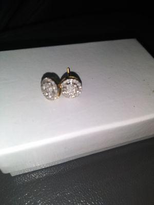 Diamond earrings for Sale in Columbus, OH
