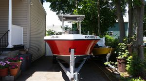 24' Mako Boat for Sale in Quincy, MA