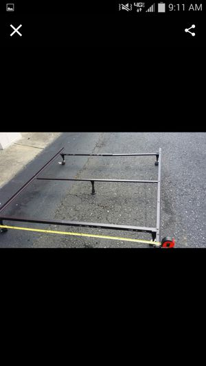 Queen size bed frame $25 for Sale in Bon Air, VA