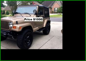 ֆ1OOO_1999 Jeep Wrengler for Sale in Huntington Beach, CA