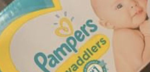 Pampers #1 for Sale in Freeport,  TX