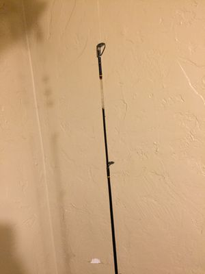 Fishing Pole with Reel for Sale in Fresno, CA