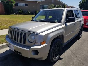 2009 Jeep Patriot for Sale in Torrance, CA
