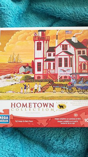 Hometown Collection Puzzle for Sale in Philadelphia, PA
