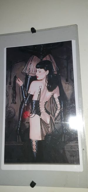 Antique photos of women's bondage art from early 1900s late 1800s for Sale in Houston, TX