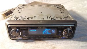 Pioneer DEH P6600 CD Player In Dash Receiver 7600MP for Sale in Detroit, MI