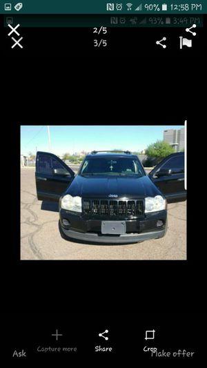 2006 Jeep Grand Cherokee Laredo for Sale in Phoenix, AZ
