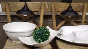 Serving Bowls and lights for Sale in Apex, NC