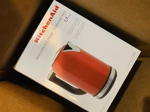 Kitchen Aid electric kettle for Sale in Frederick, MD