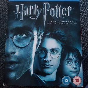 Harry Potter 8 Film Collection for Sale in San Antonio, TX