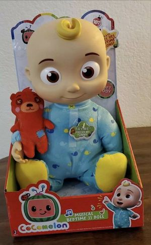Cocomelon JJ Doll for Sale in Dallas, TX