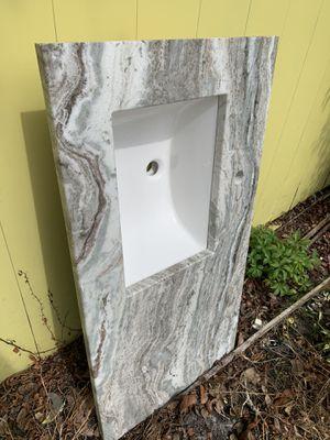Bathroom sink granite brand new never used for Sale in TEMPLE TERR, FL