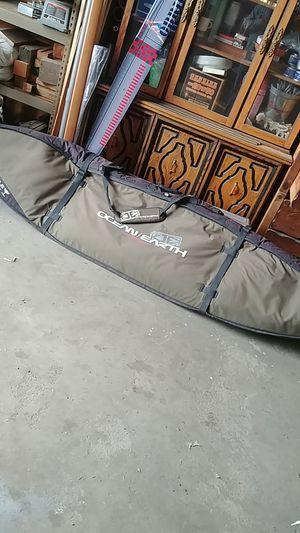 Earth ocean surfboard travel bag for Sale in Renton, WA