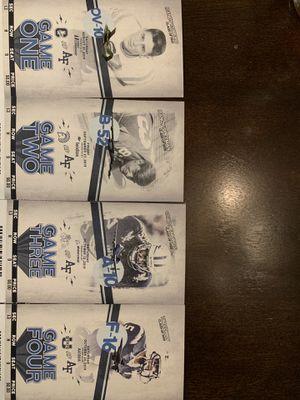 USAFA football season home game tickets (2 seats) for Sale in Colorado Springs, CO