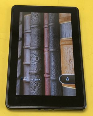 Amazon Kindle Fire Tablet eReader D01400 - 1st Gen 8GB Wi Fi - Bluetooth 7 In - GOOD CONDITION for Sale in Orlando, FL