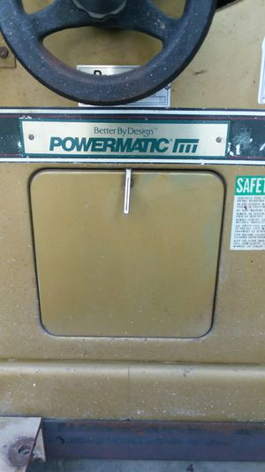 Powermatic table saw for Sale in Mount Gilead, OH