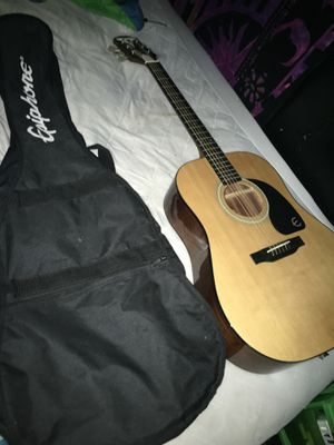 Epiphone Acoustic Guitar for Sale in Gray, ME