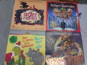 LaserDiscs for Sale in Westminster, CA