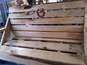 Porch swing rustic for Sale in San Antonio, TX