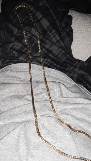 Gold Chain for Sale in South Brunswick Township, NJ