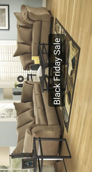 🔥Same Day DeliverySPECIAL] Darcy Mocha Living Room Set byAshley for Sale in Baltimore, MD