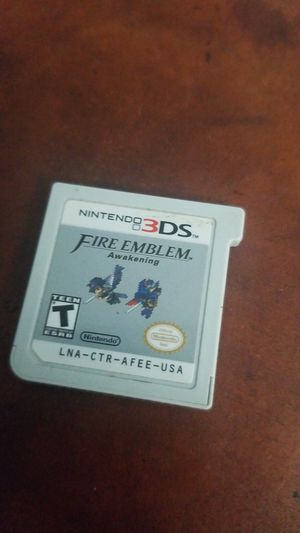 Fire Emblem/Nintendo 3DS $5 for Sale in San Bernardino, CA