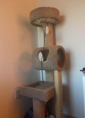 Cat tree (Carpet) for Sale in Dallas, TX