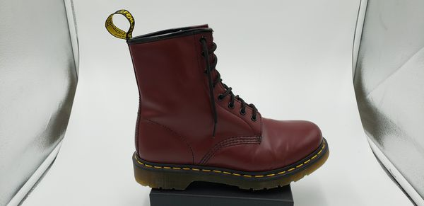 New Dr. Marten Women's 1460 Pascal 8-Eye Leather Boot