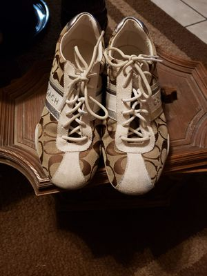 Coach tenis shoes its use item for Sale in Denver, CO