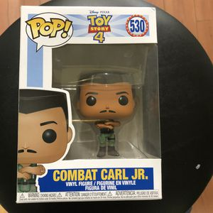 New In Box Toy Story 4 Combat Carl JR for Sale in Los Angeles, CA