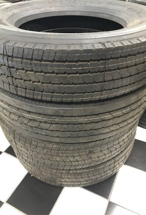 Truck trailer tires for Sale in Waldorf, MD