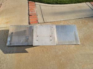 Heavy Duty Aluminum Outboard Bracket for Boat for Sale in Chula Vista, CA
