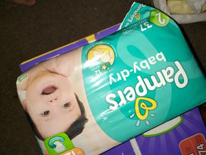 Pampers size 2 for Sale in Dallas, TX